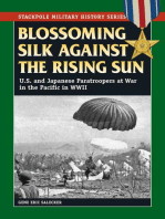 Blossoming Silk Against the Rising Sun