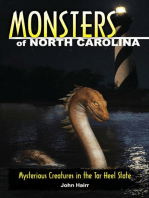 Monsters of North Carolina