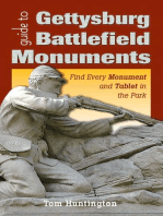 Guide to Gettysburg Battlefield Monuments