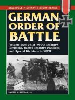 German Order of Battle
