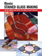 Basic Stained Glass Making