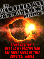 The Frank Belknap Long Science Fiction Novel MEGAPACK®
