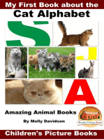 My First Book about the Cat Alphabet