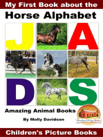 My First Book about the Horse Alphabet