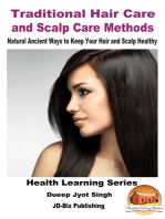 Traditional Hair Care and Scalp Care Methods