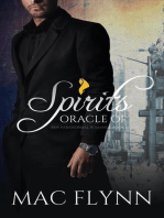 Oracle of Spirits #5 (BBW Paranormal Romance)
