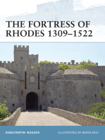 The Fortress of Rhodes 1309–1522