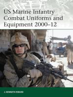 US Marine Infantry Combat Uniforms and Equipment 2000–12