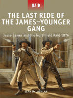 The Last Ride of the James–Younger Gang