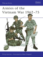Armies of the Vietnam War 1962–75