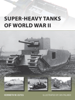 Super-heavy Tanks of World War II