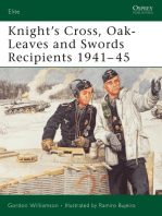 Knight's Cross, Oak-Leaves and Swords Recipients 1941–45