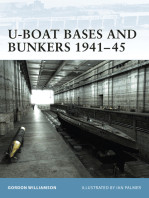 U-Boat Bases and Bunkers 1941–45