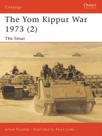 The Yom Kippur War 1973 (2)