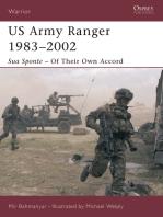 US Army Ranger 1983–2002