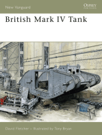 British Mark IV Tank