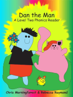 Dan the Man - A Level Two Phonics Reader