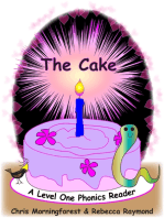 The Cake - A Level One Phonics Reader