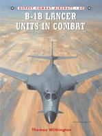 B-1B Lancer Units in Combat