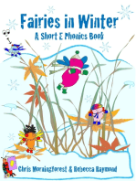 Fairies in Winter - A Short E Phonics Book