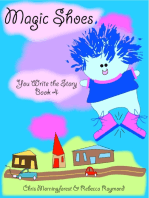 Magic Shoes - You Write the Story Book 4