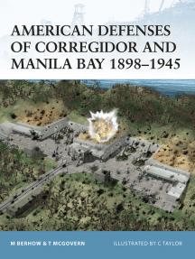 American Defenses of Corregidor and Manila Bay 1898–1945