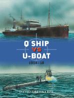 Q Ship vs U-Boat