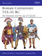 Roman Centurions 753–31 BC