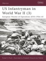 US Infantryman in World War II (3)