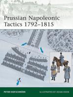 Prussian Napoleonic Tactics 1792–1815