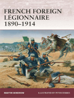 French Foreign Légionnaire 1890–1914