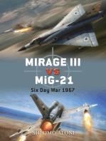 Mirage III vs MiG-21