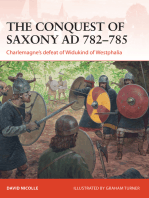 The Conquest of Saxony AD 782–785