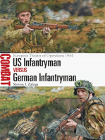 US Infantryman vs German Infantryman