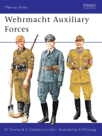 Wehrmacht Auxiliary Forces