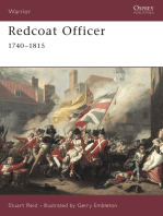 Redcoat Officer