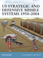 US Strategic and Defensive Missile Systems 1950–2004