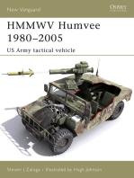 HMMWV Humvee 1980–2005