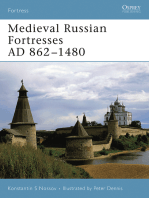 Medieval Russian Fortresses AD 862–1480