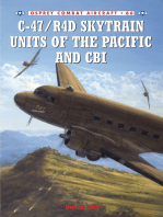 C-47/R4D Skytrain Units of the Pacific and CBI