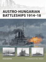 Austro-Hungarian Battleships 1914–18