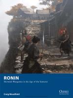 Ronin: Skirmish Wargames in the Age of the Samurai