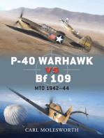 P-40 Warhawk vs Bf 109