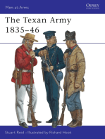 The Texan Army 1835–46