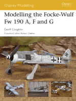 Modelling the Focke-Wulf Fw 190 A, F and G