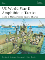 US World War II Amphibious Tactics: Army & Marine Corps, Pacific Theater