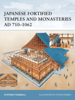 Japanese Fortified Temples and Monasteries AD 710–1602