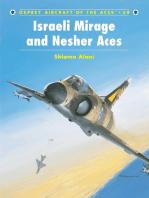 Israeli Mirage III and Nesher Aces