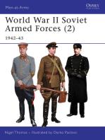 World War II Soviet Armed Forces (2)