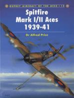 Spitfire Mark I/II Aces 1939–41